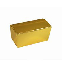 Gold, metallic finish