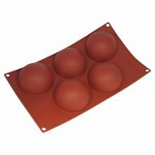 Demi-sphères silicone (80mm)