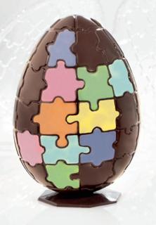 Puzzle Egg