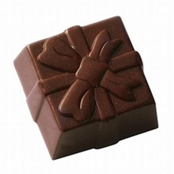 Moule à chocolat, Cadeau