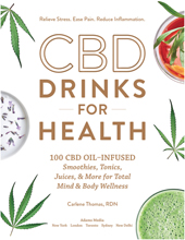 CBD Drinks for Health - Carlene Thomas