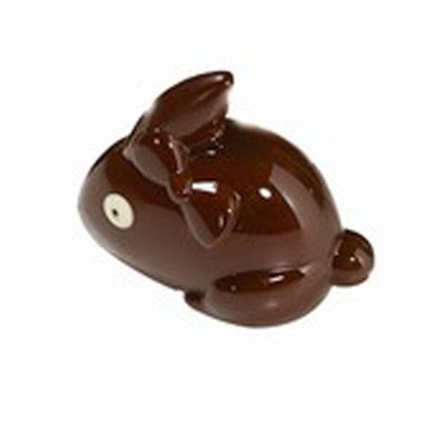 Moule chocolat lapine