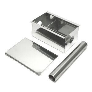 TRAVEL CAKE MOULD 150X80 H.69 MM with hole