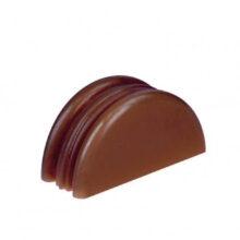 Semi-Disc Chocolate Mold