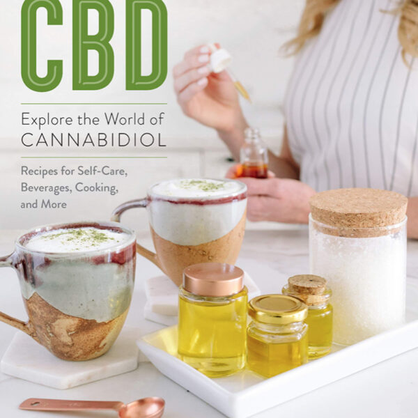 The Ultimate Guide to CBD - Jamie Evans