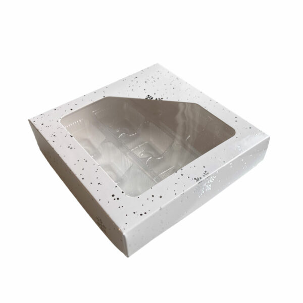 1/2LB SQUARE BOX, OPERA