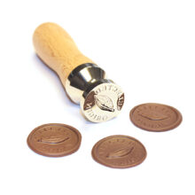 COCOA BEAN STAMP