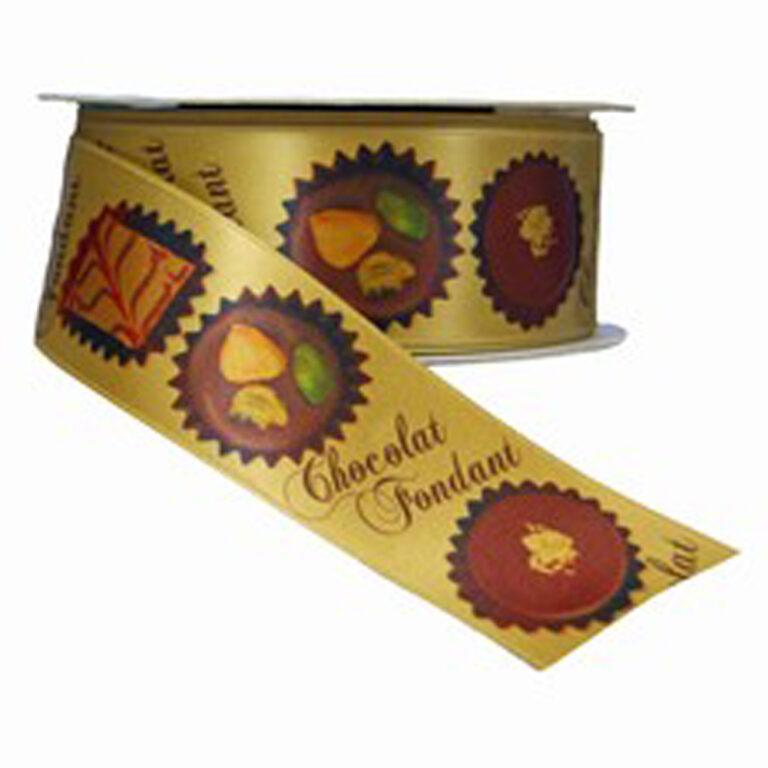 Ruban Chocolat Fondant