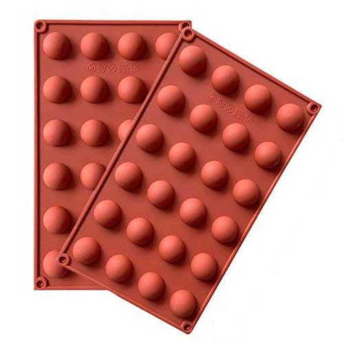 Moule silicone Demi sphère (30mm)