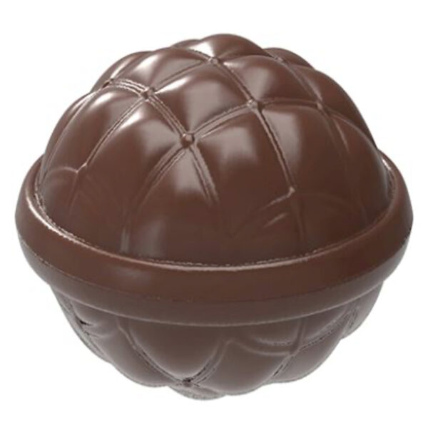 Chesterfield Chocolate Bomb Chocolate Mold Ø 50mm