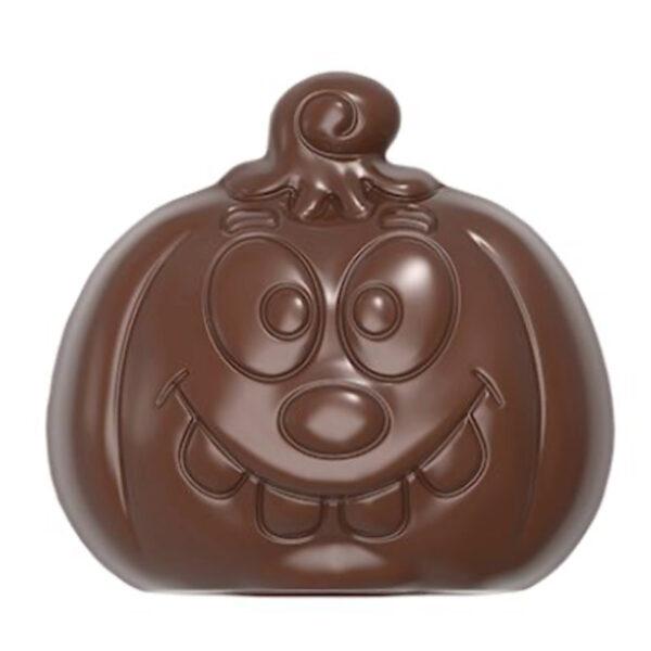 Happy Pumpkin Chocolate Mold