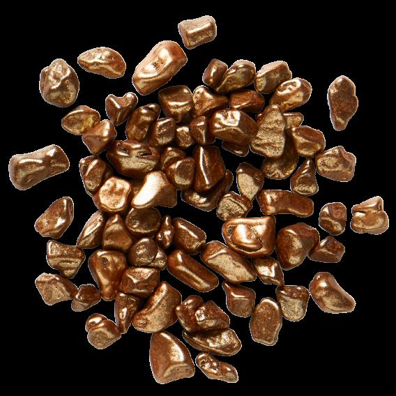 Bronze METALLIC GRANELLAS