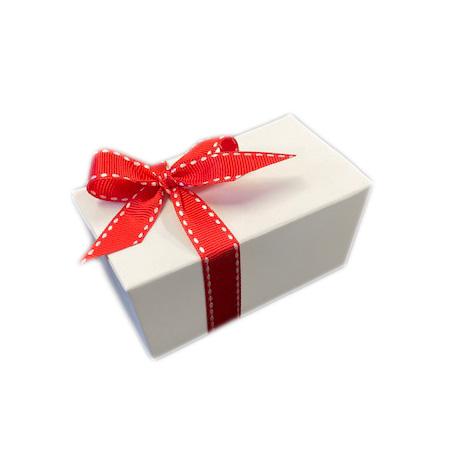 Ballotin box, white (150g)