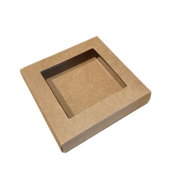 Kraft bar box (#3)