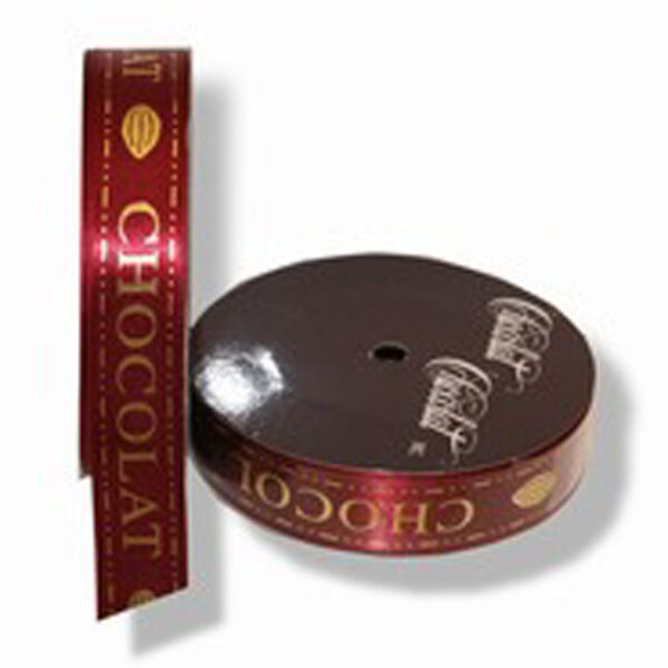 CHOCOLAT Bordeaux-Gold Ribbon