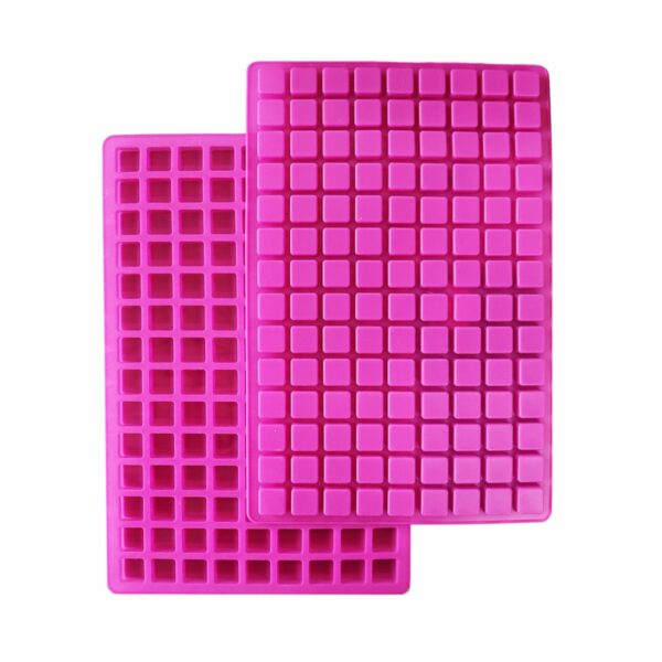 Silicone Square Cube Candy Molds
