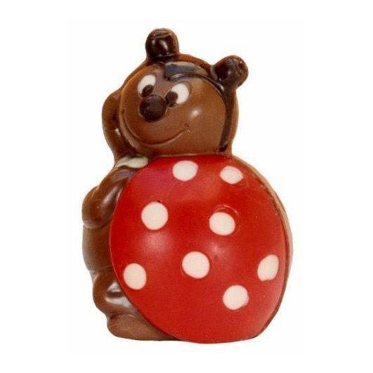 Moule à chocolat professionnel, de grande taille Coccinelle