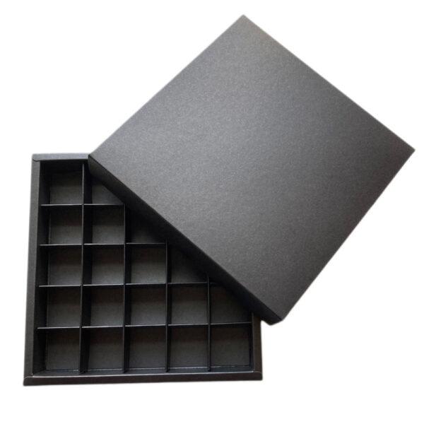 Boites pour chocolats, Collection Ardoise ( 25mcx )