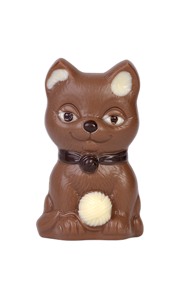 Chocolate Mold, Tissy Cat